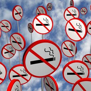 Где можно и нельзя курить в России с 1 июня 2013 года